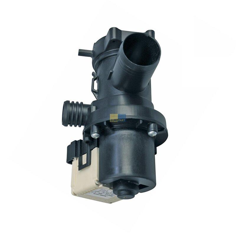 ablaufpumpe mit pumpenstutzen und filter magnettechnikpumpe 30 watt laugenpumpe pumpe. Black Bedroom Furniture Sets. Home Design Ideas