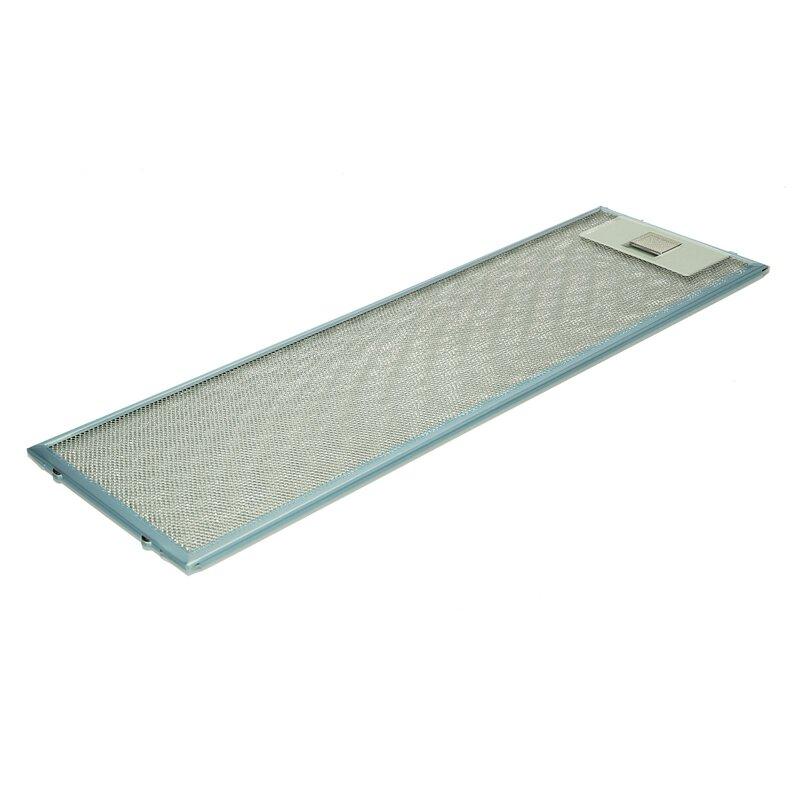 Fettfilter eckig metall 507x160mm dunstabzugshaube for Metallfettfilter dunstabzugshaube