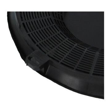 kohlefilter filter dunstabzugshaube 236mm amc 037 wie aeg electrolux 902979361 14 90. Black Bedroom Furniture Sets. Home Design Ideas