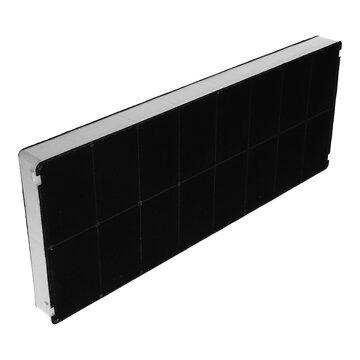 filter aktivkohlefilter dunstabzugshaube f r bosch siemens neff constructa 430x175mm wie bsh. Black Bedroom Furniture Sets. Home Design Ideas